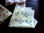 Blue Jay Fabric